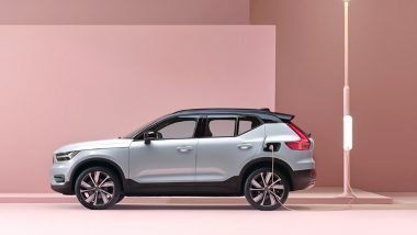 Volvo XC40 Recharge Electric Car Revealed; Expected Prices, Features & Specifications